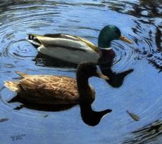 Side by Side by Bill Walcott