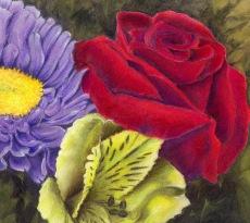 Bouquet by Carol Miller