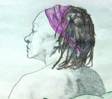 Gloria Nefertiti-Jackson by David Kurle