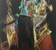 Campfire by Diane Masek-Blow