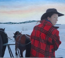 Heading Home by Diane Masek-Blow
