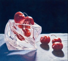 Cherry Swirl by Iris Stripling