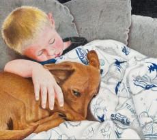 Buddies by Jennie Rogers