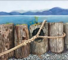 Hangin' On by Jennie Rogers