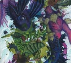 Chaotic Aquarium by Karen Saleen