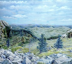 Grandfather Mountain by Kristy Kutch