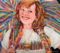 Kaleidoscope by Linda H. Clark