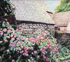 French Farmhouse by Linda Murray