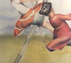 Flying High by Martha Rogers