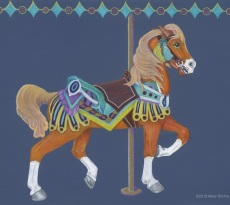 Giddy-Up by Mary Ritchie