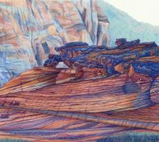 Sandstone Taffy by Pamela Belcher