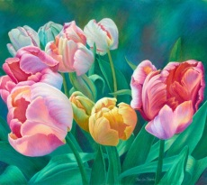 Signs of Spring by Paula Parks