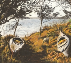 Islanders by Scott Bookwalter
