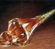 Crystal Glow by Sheila Hunter