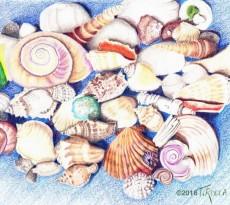Shoreline Memories by Trudy Rolla