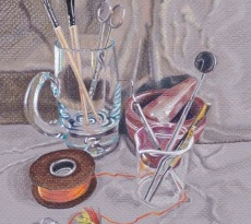Tools of Dad's Trades by Trudy Rolla