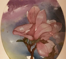 Magnolia by Cheryl Wilson