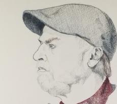 Pete O. at Arts Umbrella by David Kurle