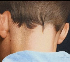 Nolan's Nape by Heidi J Klippert Lindberg