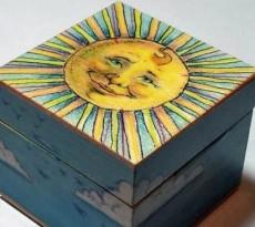 Sunshine Box by Jan Fagan