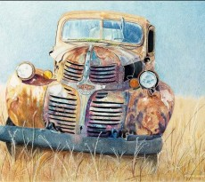 Out to Pasture by Jennie Rogers