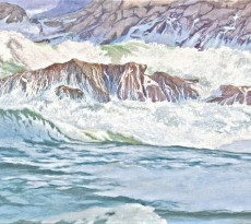 Nahant Series #2: After the Storm by John Ursillo