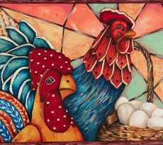 Home to Roost by Linda H. Clark