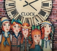 Its About Time by Linda H. Clark