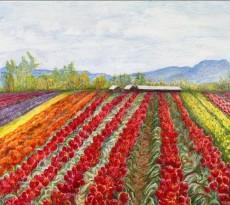 Skagit Spring by Linda Murray