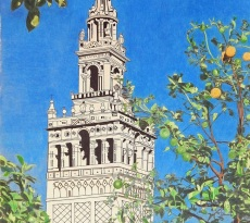 Cathedral De Sevilla by Mike Flynn