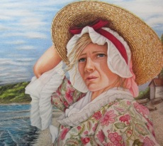 The Sea Captain's Wife by Pam Gassman