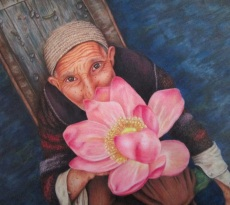 Souliman's Offering by Pam Gassman