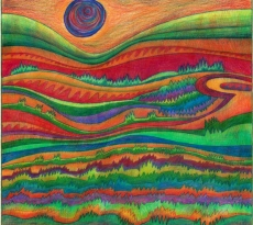 New Day Rising by Pamela Belcher