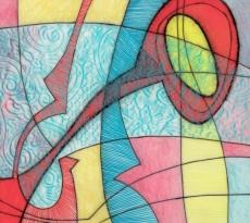 Primary Spoon by Pamela Belcher
