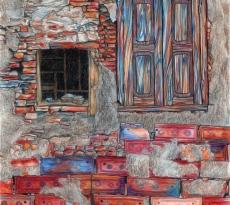 Tho Ha Village by Pamela Belcher