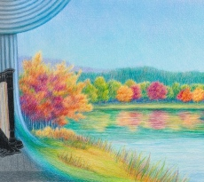 Autumn Melodies by Paula Parks
