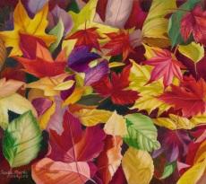 Woodland Carpet by Paula Parks