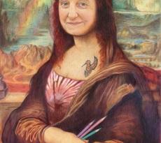 MonaMe by Rhonda Dicksion