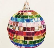 Christmas Ball by Rhonda Gardner