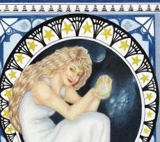 deae Lunae by Sheila Hunter